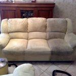 Как проверить, что диван почистили хорошо?