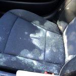 Откуда появляется грязь на сиденьях в автомобиле?