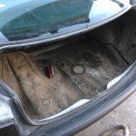 Откуда появляется грязь в багажнике автомобиля?