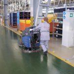 Откуда берется пыль и грязь в складских помещениях