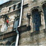 Причины возникновения загрязнений на фасадах зданий, способы чистки