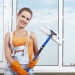 Основные причины возникновения грязи на окнах в офисе, способы уборки