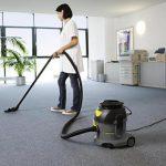 Причины возникновения загрязнений в офисных помещениях, способы уборки