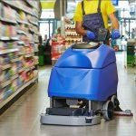 Откуда берется пыль и грязь в продуктовых магазинах